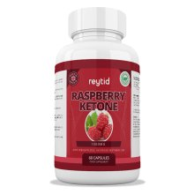 100% Pure Raspberry Ketones Premium PLUS Natural Weight Loss Supplement Burner