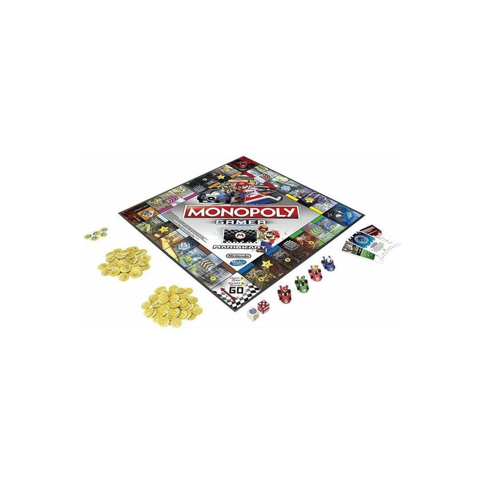 Hasbro 30373290 Monopoly Gamer Mario Kart