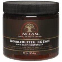 As I Am Double Butter Cream, 16 oz