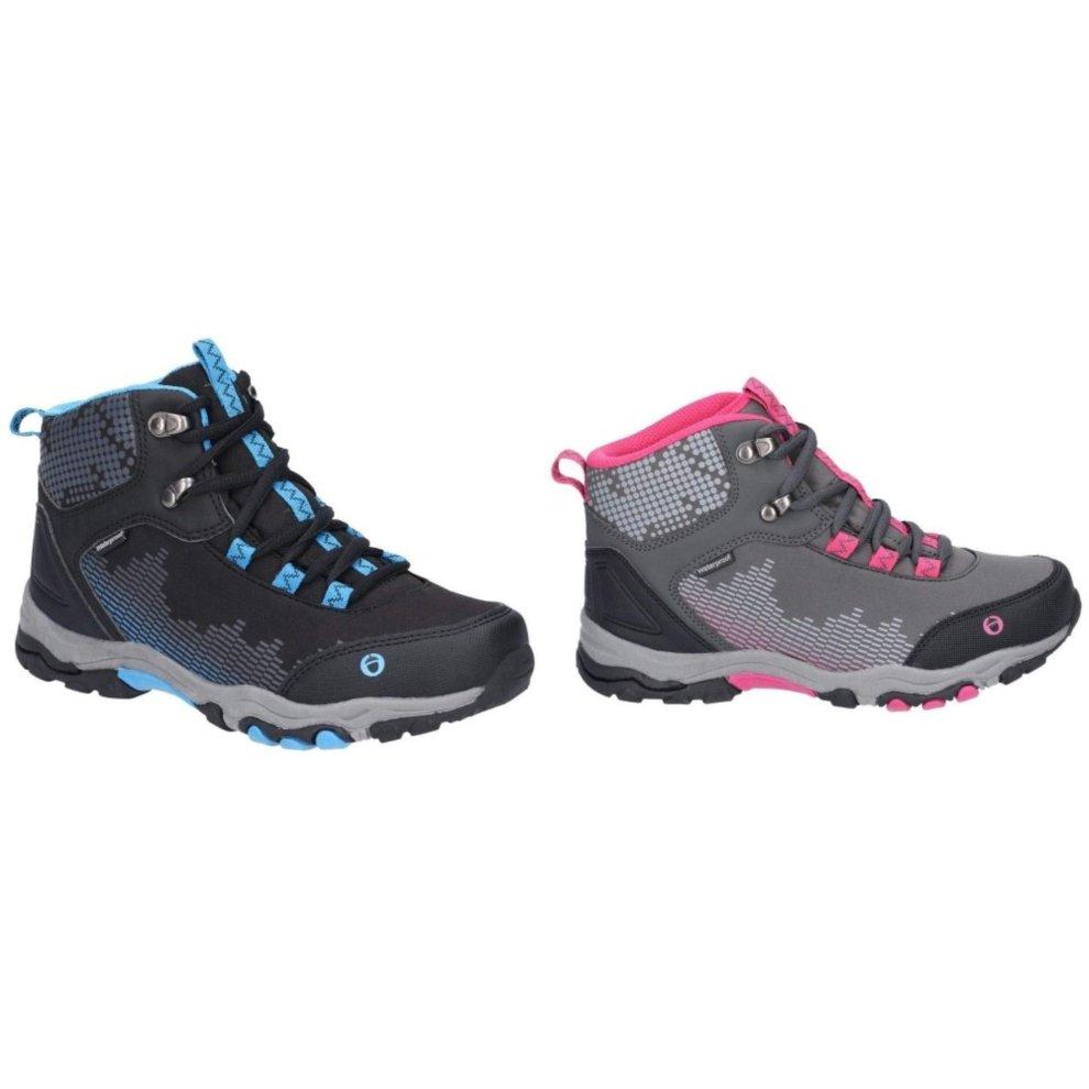 Cotswold Kids Ducklington Waterproof Softshell Hiking Boots