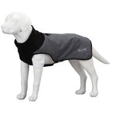 Scruffs & Tramps Thermal Dog Coat M Grey Pet Costume Dog Clothes Puppy Coat