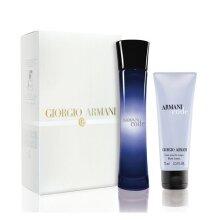 Giorgio Armani Code Gift Set - Eau De Parfum 75ml & Body Lotion 75ml