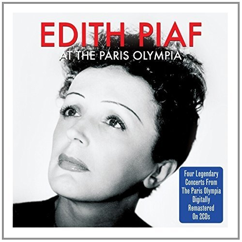 Edith Piaf - at the Paris Olympia [double Cd]