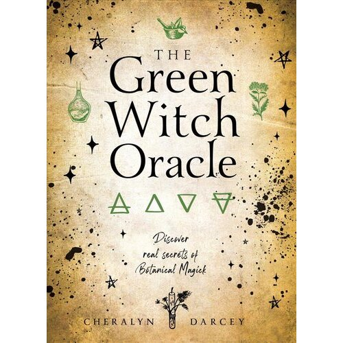 Green Witch Oracle Cards | Cards