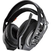 Plantronics RIG 800HS Monaural Head-band Black headset