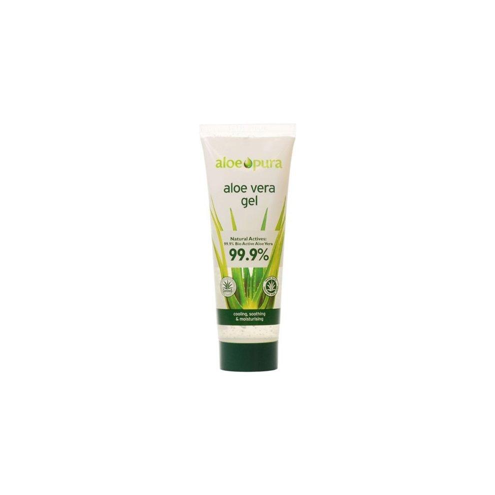 Satin Naturel Bio Aloe Vera Gel