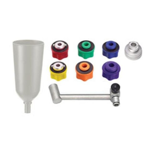 Oil Filling System, Pieces – 9
