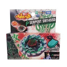 Beyblade P-Serpent SW145SD Rare Collectable Spinning Top Toy (NB904391)