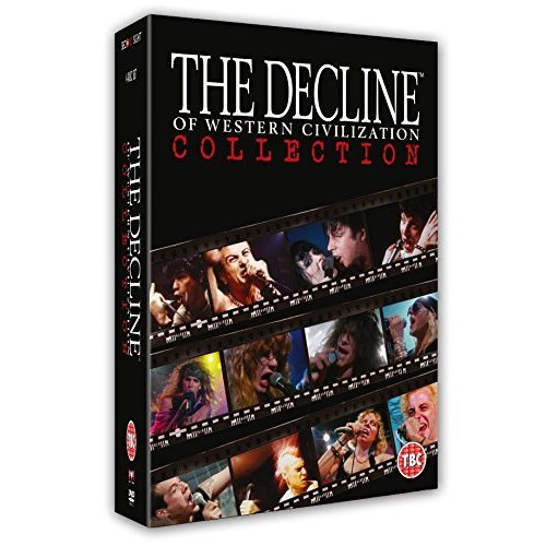 The Decline Of Western Civilisation Collection DVD [2015]