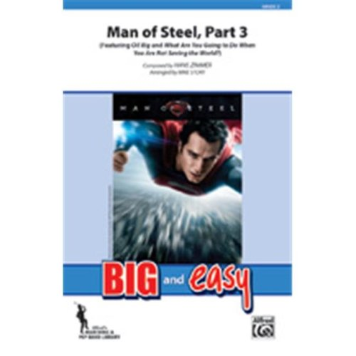 Alfred 00-42099 MAN OF STEEL PART 3-B&E