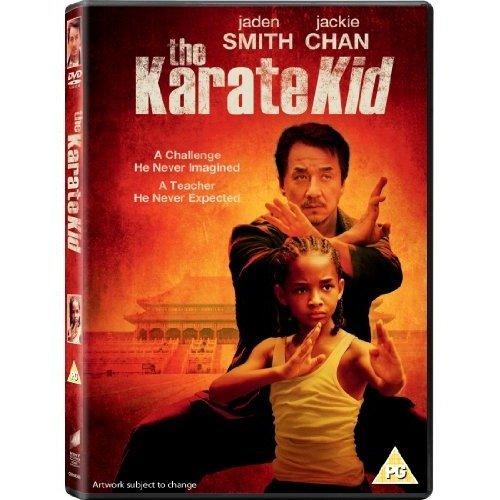 The Karate KId DVD [2010]
