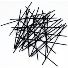 Creation Station Long Black Pipe Cleaners