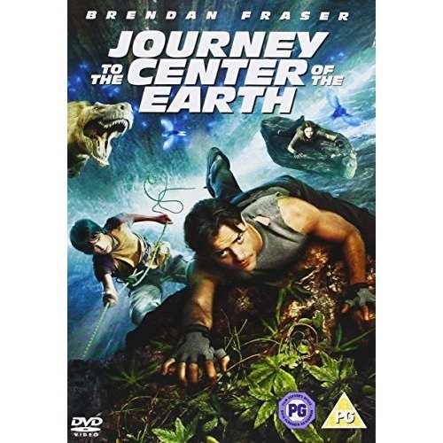 Journey To The Centre Of The Earth 3D DVD [2008]