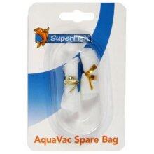 SuperFish Aquavac Spare Bags (2Pk) - 544080
