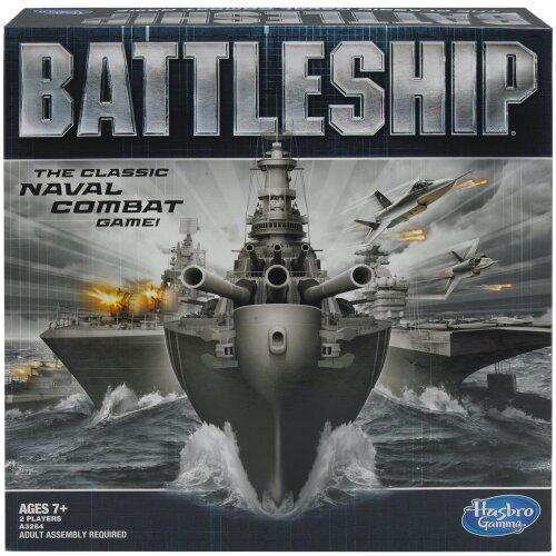 Hasbro Battleship | Naval Warfare Board Game
