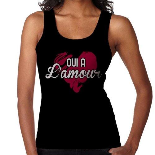 Oui A Lamour Women's Vest