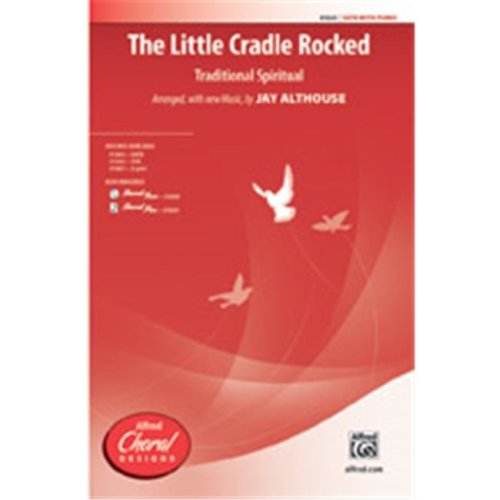 Alfred 00-41668 LITTLE CRADLE ROCKED, THE-STRX CD