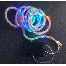 LED Hemp Rope Light. Event, Party Light