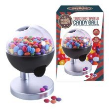 Global Gizmos Battery Operated Touch Activated Sweet Dispenser Candy Ball
