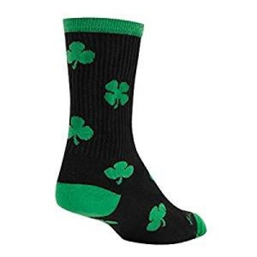 Socks - Sockguy - Limited Edition - Lucky Charm L/XL Cycling/Running