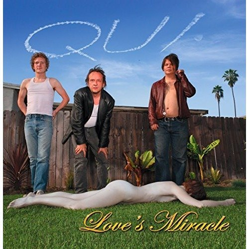 Qui - Loves Miracle [CD]