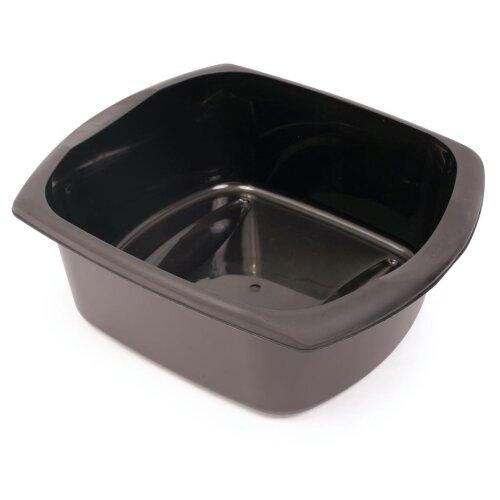 Addis Kitchensense Black Washing Up Bowl 505591