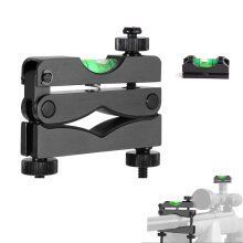 Reticle Alignment Leveling Tool Kit Gun Rifle Scope Wheeler Pro Repair