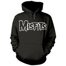 Misfits 'Skull' (Black) Pull Over Hoodie