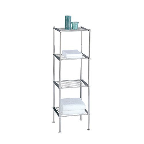 Freestanding Bathroom Storage Shelf