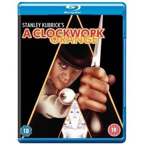 A Clockwork Orange Blu-Ray [2008]