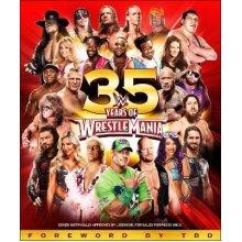 WWE 35 Years of Wrestlemania - Used