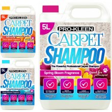 ProKleen Carpet Deep Cleaning Shampoo Solution