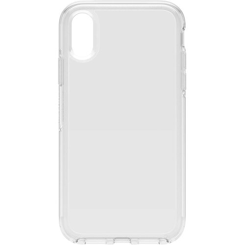 """OtterBox Symmetry Series Ultra Slim Protective Case Cover For Apple iPhone XR (6.1"""") -Clear"""