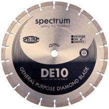 Spectrum DE10-105/16 STANDARD General Purpose 105mm Diamond Disc Blade
