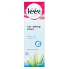 Veet Sensitive Hair Removal Cream Aloe Vera and Vitamin E 100ml