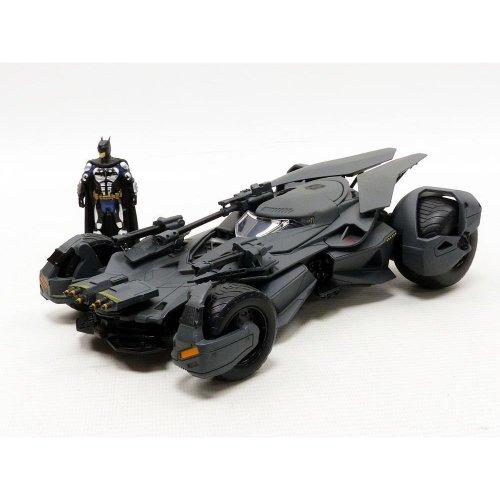 BATMOBILE BATMAN VS SUPERMAN JUSTICE LEAGUE 2016-99232BK 1//24 JADA TOYS