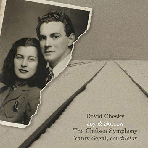 Chesky David - Joy and Sorrow [CD]