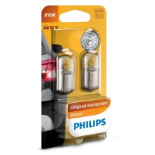 signal lamps R10W Vision12V 2 pcs in blister