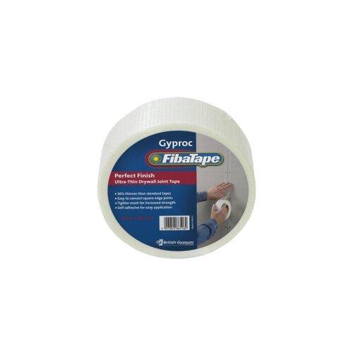 Gyproc FibaTape Perfect Finish - White - 90m x 48mm