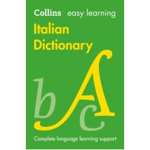 Easy Learning Italian Dictionary by Collins Dictionaries - Used