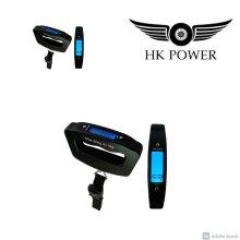 HK POWER® 50KG Digital Travel Portable Handheld Weighing Luggage Scales Suitcase Bag