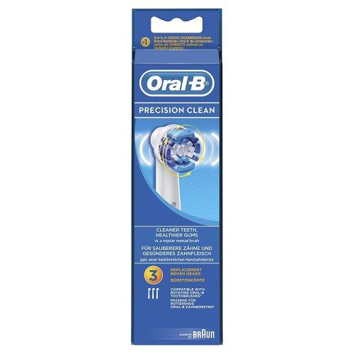 ORAL B R/HEADS P/CLEAN 3FOR2 EB20 3PK