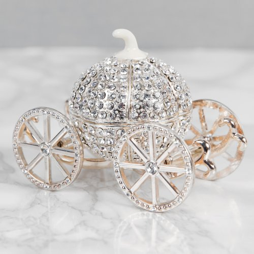 Treasured Trinkets - Crystal Carriage - 15373