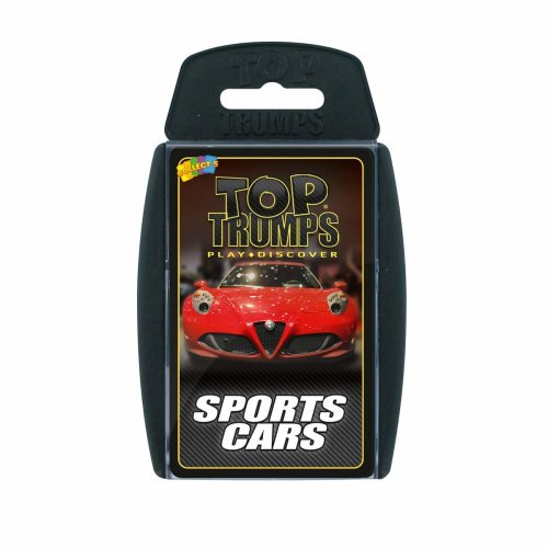 Sports Cars Top Trumps Classics
