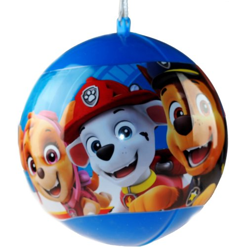 Paw Patrol - Giant Christmas Bauble With Stickers And Stationery Gift Set