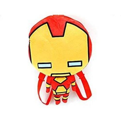 """Plush Backpack - Marvel - Iron Man 16"""" New 657475"""