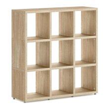 9 Cube Shelf, Storage Cube Shelves 1120x1100x330mm