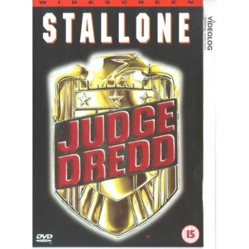 Judge Dredd [DVD] [1995] - Used