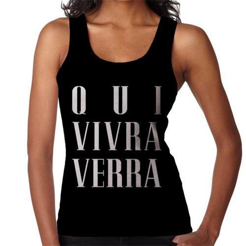 Qui Vivra Verra Women's Vest