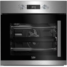 Beko BIF22300XL Built In Electric Single Oven, Stainless Steel - Used